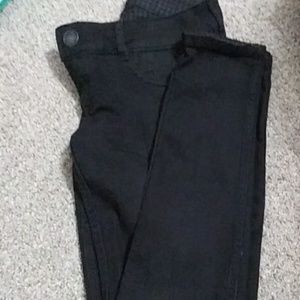Reversable Black Jeans